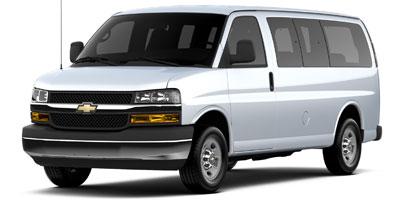 15 passenger - Chevrolet Express